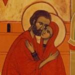 Anne et Joachim la famille de Marie