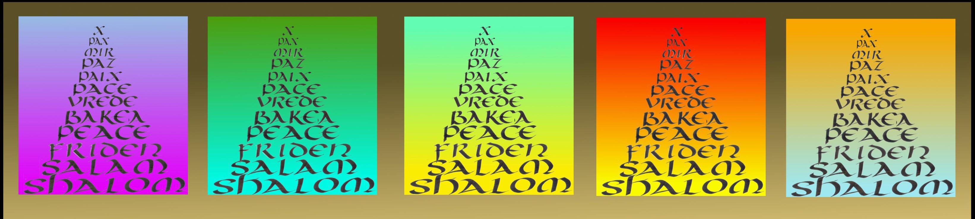 bandeau paix
